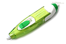 Tombow Mono 2way Correction Tape + Eraser - 5 mm X 6 m - Green Body - TOMBOW CT-PEX5C60