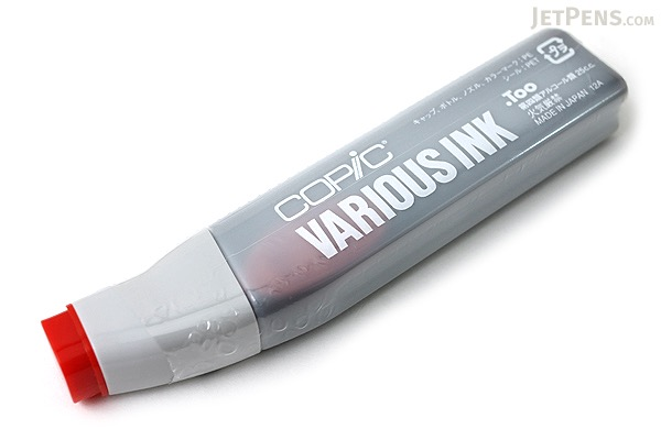 Copic Various Ink Marker Refill - Cadmium Red - COPIC R27-V