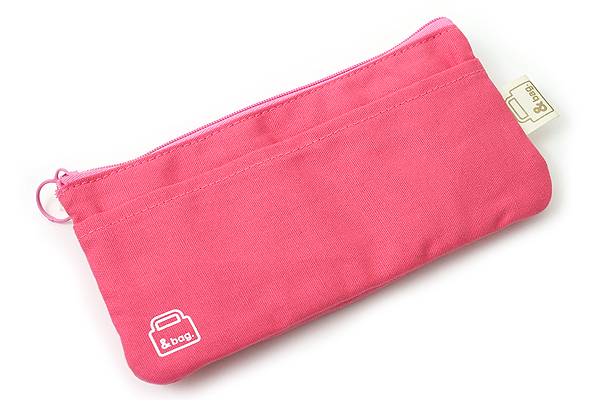 Sun-Star Pencil Case & Bag - Pink - SUN-STAR S1486683