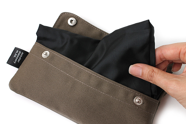 Sun-Star Pencil Case & Bag - Gray - SUN-STAR S1486691