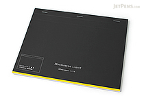 Maruman Mnemosyne Light Notepad - A5 - Unruled - MARUMAN N173