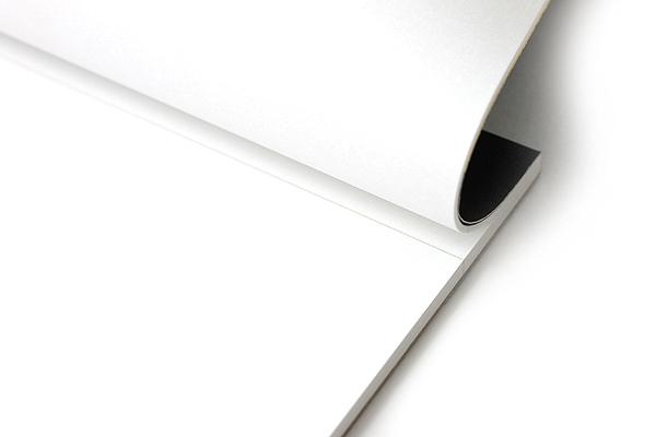 "Maruman Mnemosyne Light Notepad - A5 (5.8"" X 8.3"") - Unruled - 40 Sheets - Bundle of 5 - MARUMAN N173 BUNDLE"