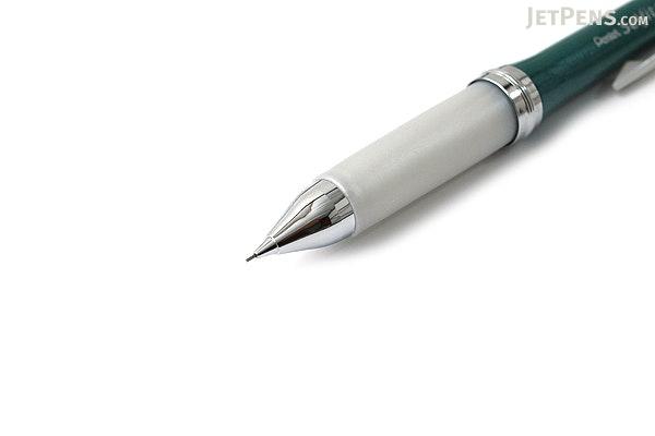 Pentel Selfit Mechanical Pencil - 0.5 mm - Vivid Pearl Green Body - PENTEL XPR605-VD