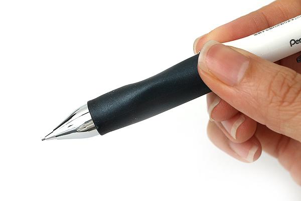 Pentel Selfit Mechanical Pencil - 0.5 mm - Cool Gray Grip - PENTEL XPR605-N