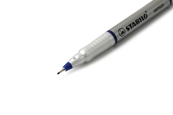 Stabilo Sensor Fineliner Marker Pen - Fine Point - Blue - STABILO 189-41