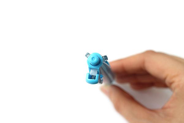 Zebra Prefill 3 Color Multi Pen Body Component - Light Blue - ZEBRA S3A11-LB