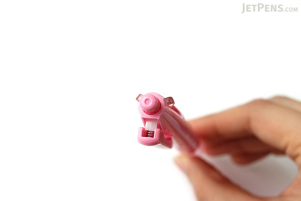 Zebra Prefill 3 Color Multi Pen Body Component - Limited Edition - Dot Pink - ZEBRA S3A11-DTP