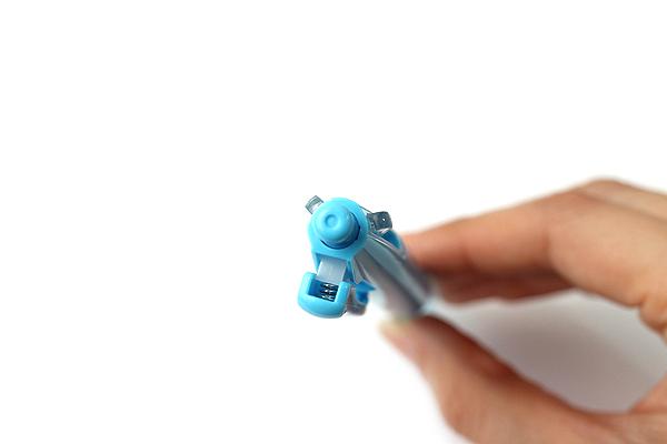 Zebra Prefill 3 Color Multi Pen Body Component - Limited Edition - Dot Light Blue - ZEBRA S3A11-DTLB