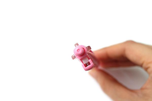 Zebra Prefill 4 Color Multi Pen Body Component - Pink - ZEBRA S4A11-P