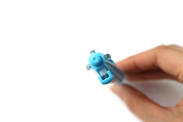 Zebra Prefill 4 Color Multi Pen Body Component - Light Blue - ZEBRA S4A11-LB