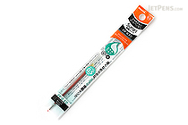 Zebra EK-0.5 Surari Emulsion Ink Multi Pen Refill - 0.5 mm - Orange - ZEBRA REK5A-OR
