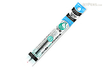 Zebra EK-0.5 Surari Emulsion Ink Multi Pen Refill - 0.5 mm - Light Blue - ZEBRA REK5A-LB