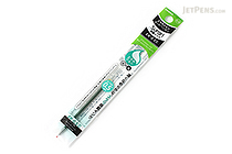 Zebra EK-0.5 Surari Emulsion Ink Multi Pen Refill - 0.5 mm - Light Green - ZEBRA REK5A-LG