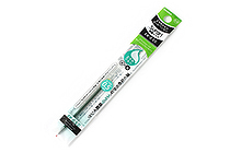 Zebra EK-0.5 Surari Emulsion Ink Multi Pen Refill - 0.5 mm - Light Green - ZEBRA REK5A-LG