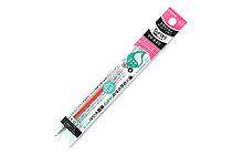Zebra EK-0.5 Surari Emulsion Ink Multi Pen Refill - 0.5 mm - Fluorescent Pink - ZEBRA REK5A-KP