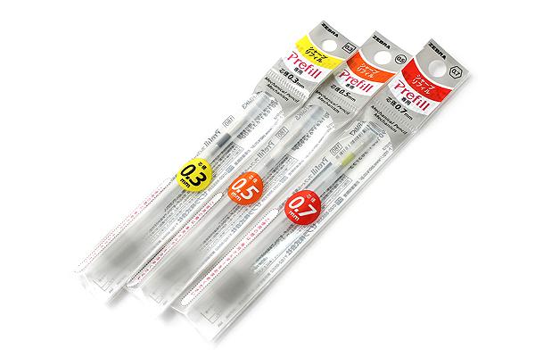 Zebra Prefill Multi Pen Mechanical Pencil Component - 0.5 mm - ZEBRA RMK5