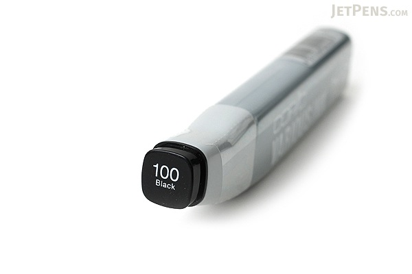 Copic Various Ink Marker Refill - Black - COPIC 100-V