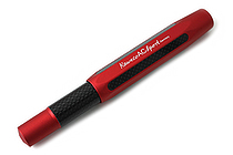 Kaweco AC Sport Carbon Fountain Pen - Red- Medium Nib - KAWECO 10000358