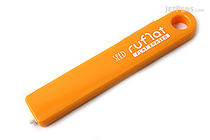 Seed Ruflat Eraser - Orange Body - SEED EH-F-O