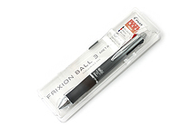 Pilot FriXion Ball 3 Metal 3 Color Gel Ink Multi Pen - Gradation Black - PILOT LKFB150EF-GRB
