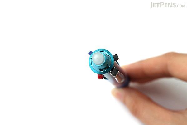 Pilot FriXion Ball 3 Metal 3 Color Gel Ink Multi Pen - Gradation Blue - PILOT LKFB150EF-GRL