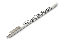 Marvy Le Pen Technical Drawing Pen - Brush - Black - MARVY 4100-BRUSH