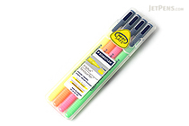 Staedtler Triplus Textsurfer Highlighter - 4 Color Set - STAEDTLER 362SB4
