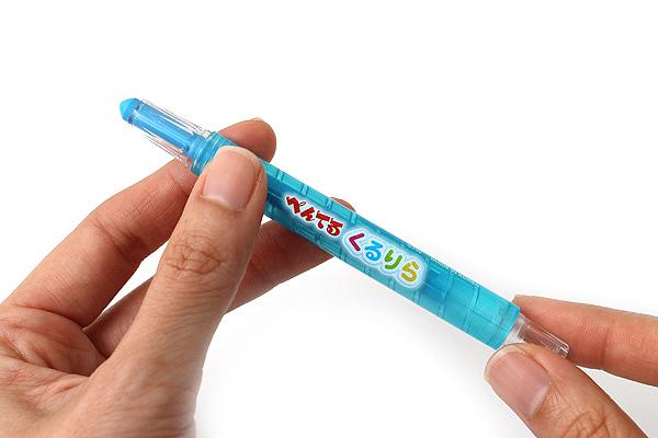 Pentel Kururira Twist Crayon - 8 Color Set - PENTEL GTW-8