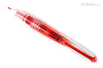 Pilot Petit3 Mini Fude Brush Pen - Red - PILOT SPN-15KK-R
