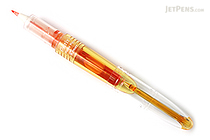 Pilot Petit3 Mini Fude Brush Pen - Apricot Orange - PILOT SPN-15KK-AO