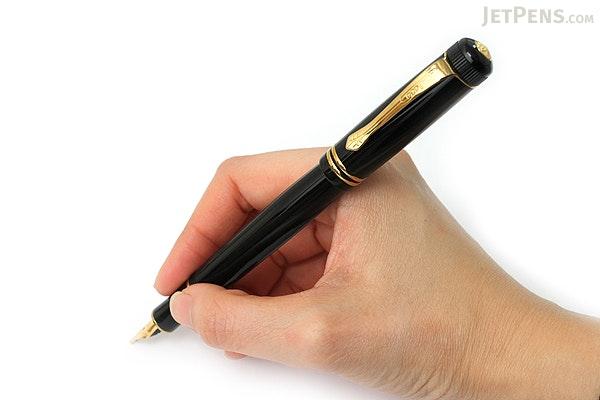 Kaweco Dia2 Fountain Pen - Gold Accents - Fine Nib - KAWECO 10000562