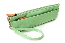 Lihit Lab Otomo Pencil Case - Yellow Green - LIHIT LAB A-7568-6
