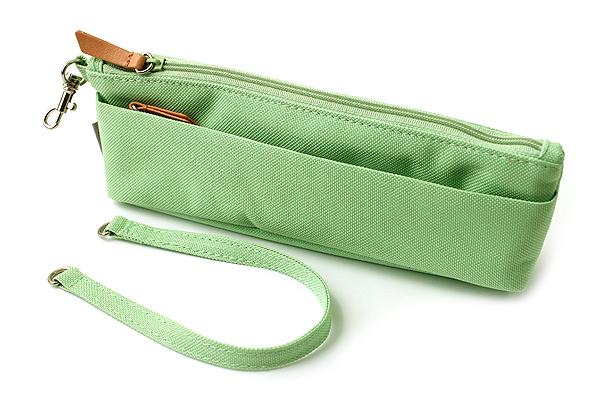 Lihit Lab Otomo Pencil Case - Yellow Green - LIHIT LAB A-7568-6