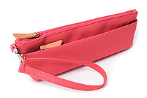 Lihit Lab Otomo Pencil Case - Pink - LIHIT LAB A-7568-12