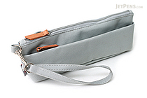 Lihit Lab Otomo Pencil Case - Gray - LIHIT LAB A-7568-27