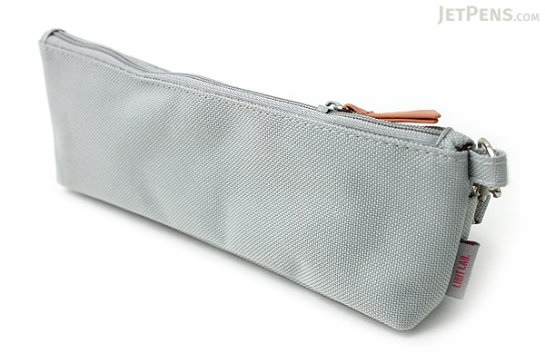 Lihit Lab Otomo Pencil Case - Gray - LIHIT LAB A-7568-27