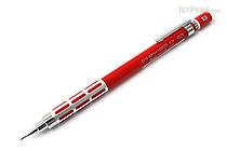 Pentel Graph 1000CS Creator's Style Drafting Pencil - 0.3 mm - Red - PENTEL PG1003CS-B