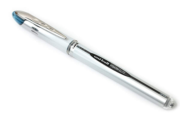 Uni-ball Vision Elite Rollerball Pen - 0.8 mm - Blue Black - SANFORD 61103