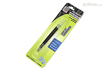 Zebra EQ Emulsion Ink Pen Refill - 1.0 mm - Blue - Pack of 2 - ZEBRA 87322