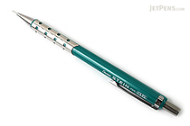 Pentel Stein Mechanical Pencil - 0.5 mm - Metallic Green Body - PENTEL P315-MD