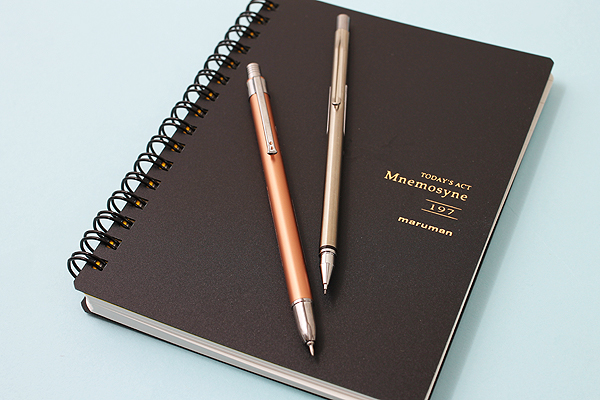 Notebook or planner size pens