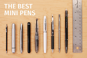 Mini Pens: Ridiculously Portable Pens for Overly Prepared People