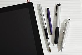 Capacitive Stylus Pens: An iPad's Best Friend