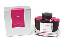 Pilot Iroshizuku Tsutsuji Ink (Azalea) - 50 ml Bottle - PILOT INK-50-TT