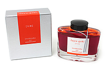 Pilot Iroshizuku Ink - 50 ml - Fuyu-gaki Persimmon (Vermilion Red Orange) - PILOT INK-50-FG