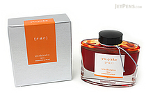 Pilot Iroshizuku Yu-yake Ink (Sunset) - 50 ml Bottle - PILOT INK-50-YU