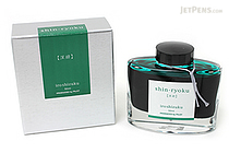 Pilot Iroshizuku Shin-ryoku Ink (Deep Green) - 50 ml Bottle - PILOT INK-50-SHR