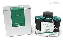 Pilot Iroshizuku Shin-ryoku Ink (Deep Green) - 50 ml Bottle - PILOT INK-50-SHR