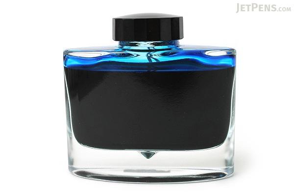 Pilot Iroshizuku Kon-peki Ink (Deep Azure Blue) - 50 ml Bottle - PILOT INK-50-KO