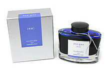 Pilot Iroshizuku Ink - 50 ml - Asa-gao Morning Glory (Dark Blue) - PILOT INK-50-AS